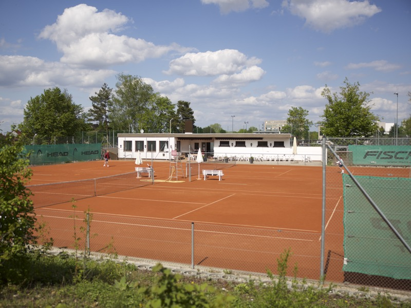 Tennisanlage West