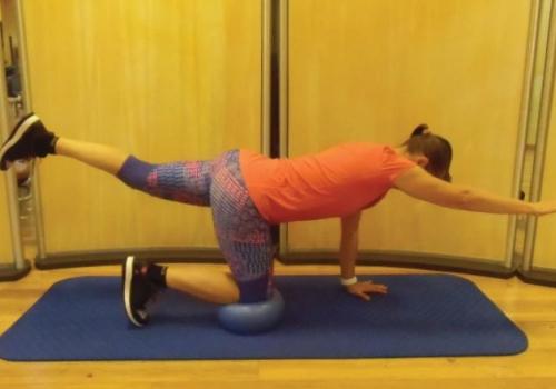 TEIL 2: Übungen für einen starken Rücken