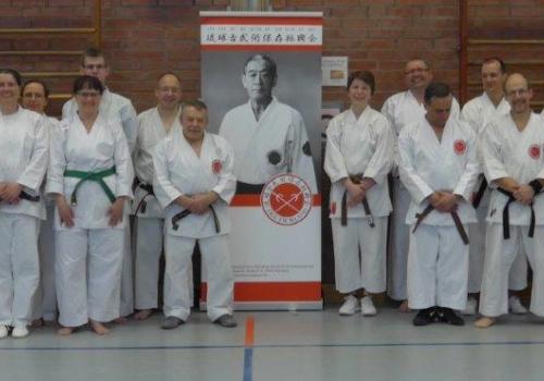 Zweites Kobujutsu-Seminar am 17.03.2018