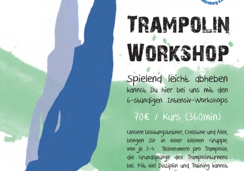 Trampolin Workshops