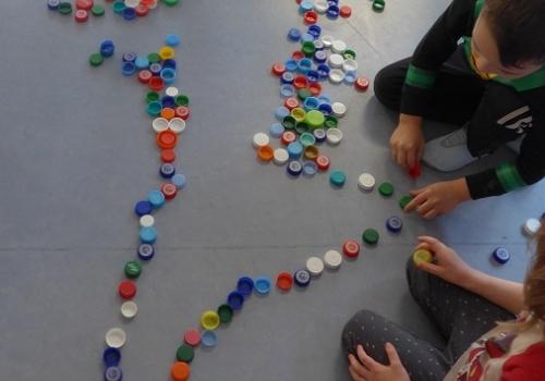 Eltern-Kind-Nachmittag im Kindergarten