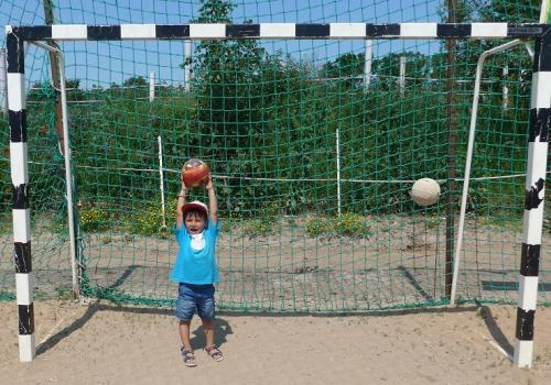 Ballspielstation am Lindenhof